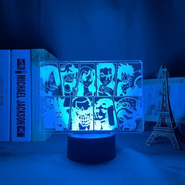 IMG 7916 - Anime 3D lamp
