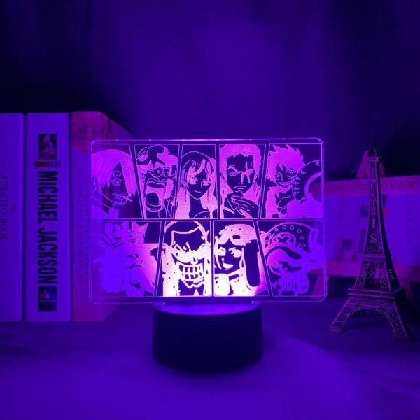 IMG 7917 - Anime 3D lamp