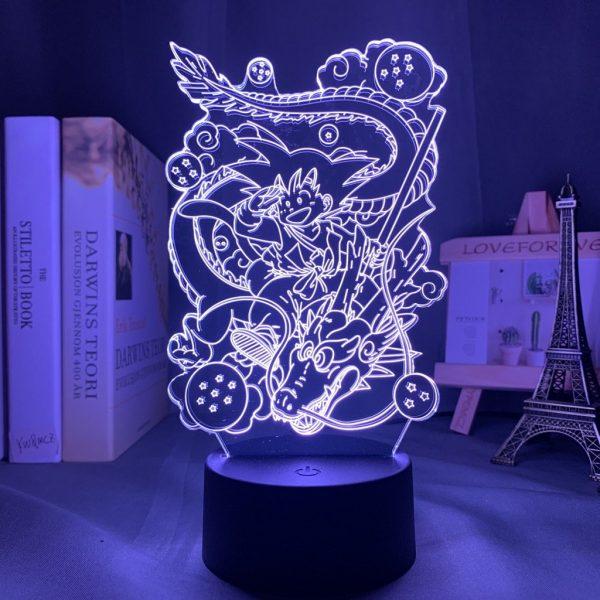 IMG 7969 - Anime 3D lamp