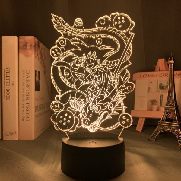 IMG 7970 - Anime 3D lamp