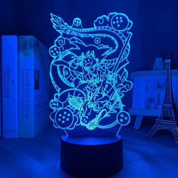 IMG 7971 - Anime 3D lamp