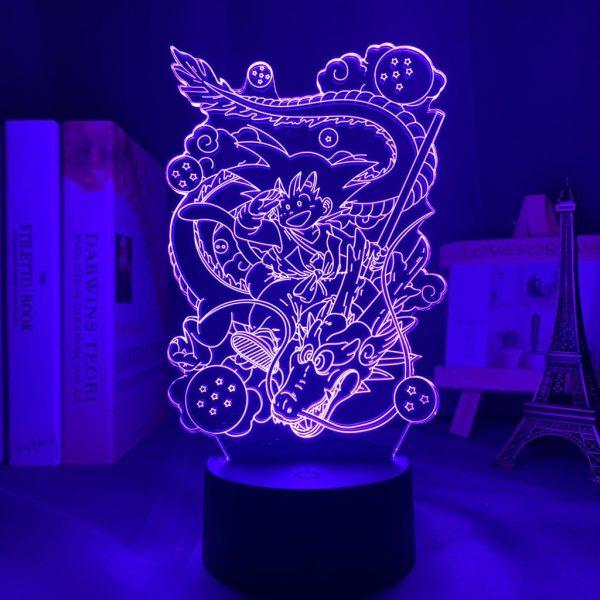 IMG 7972 - Anime 3D lamp