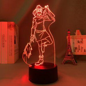 MAKI LED ANIME LAMP (JUJUTSU KAISEN) Otaku0705 TOUCH Official Anime Light Lamp Merch