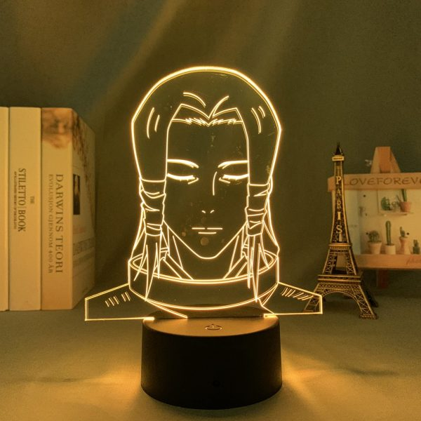 IMG 8035 - Anime 3D lamp