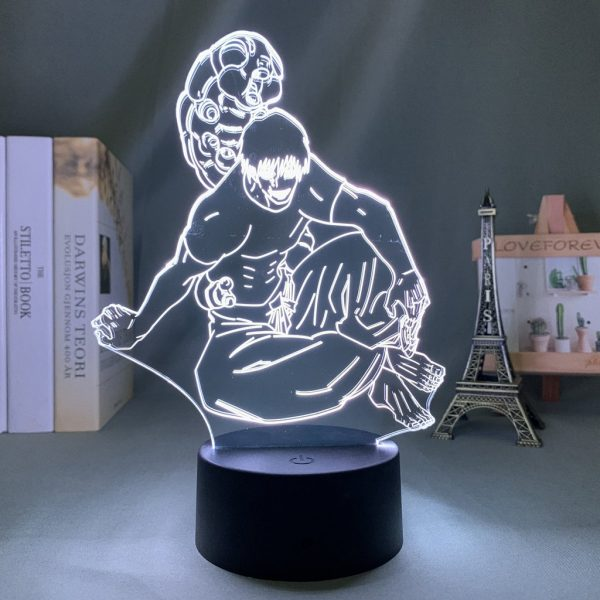 IMG 8124 - Anime 3D lamp