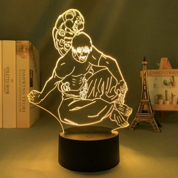 IMG 8125 - Anime 3D lamp