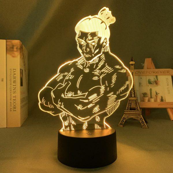 IMG 8147 - Anime 3D lamp
