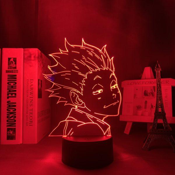 SLICK SATORI LED ANIME LAMP (HAIKYUU!!) Otaku0705 TOUCH Official Anime Light Lamp Merch