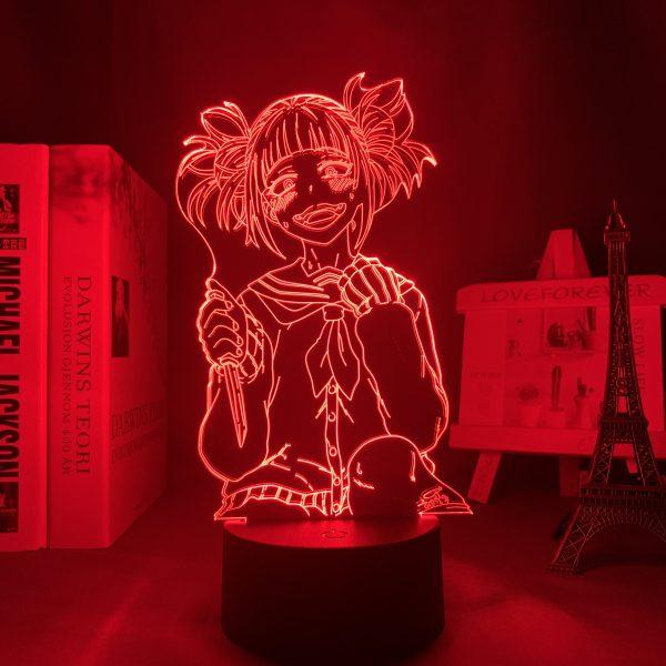 TOGA KNIFE LED ANIME LAMP (MY HERO ACADEMIA) Otaku0705 TOUCH (REMOTE Official Anime Light Lamp Merch