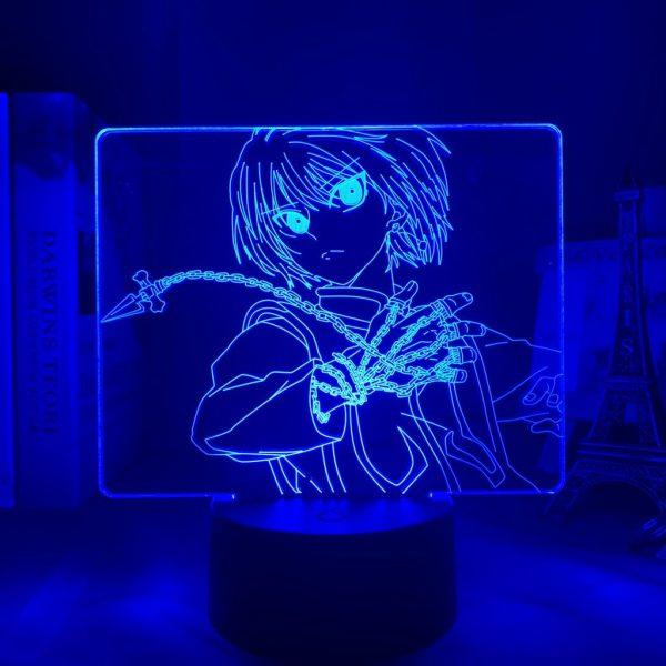 IMG 8316 - Anime 3D lamp