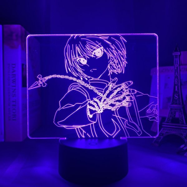 IMG 8319 - Anime 3D lamp