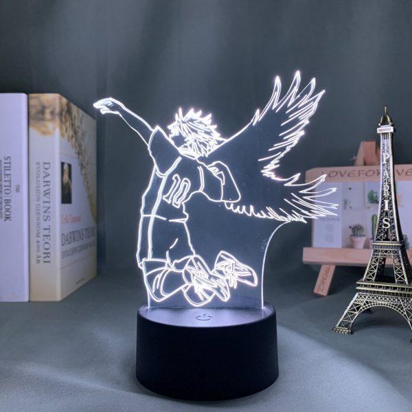 IMG 8355 - Anime 3D lamp