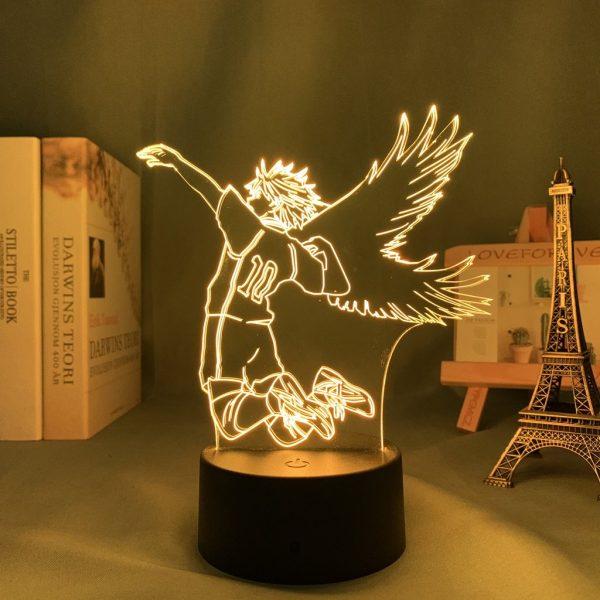 IMG 8356 - Anime 3D lamp