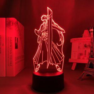 ICHIGO LED ANIME LAMP (BLEACH) Otaku0705 TOUCH +(REMOTE) Official Anime Light Lamp Merch