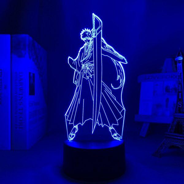 IMG 8492 - Anime 3D lamp