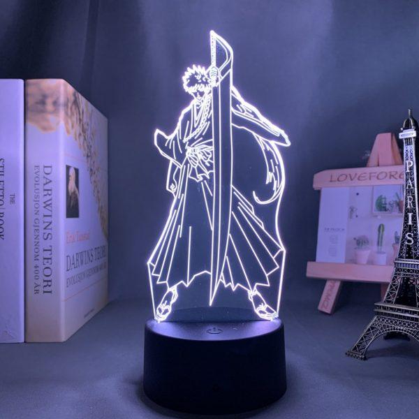 IMG 8493 - Anime 3D lamp