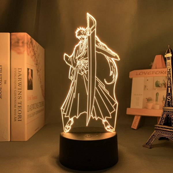 IMG 8494 - Anime 3D lamp