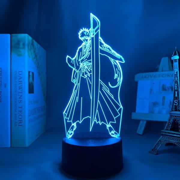 IMG 8495 - Anime 3D lamp