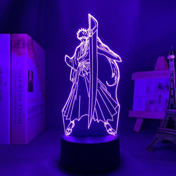 IMG 8496 - Anime 3D lamp