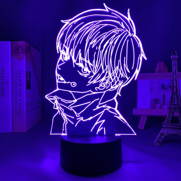 IMG 8625 - Anime 3D lamp