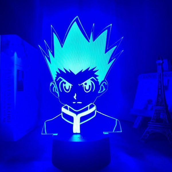 IMG 8739 - Anime 3D lamp