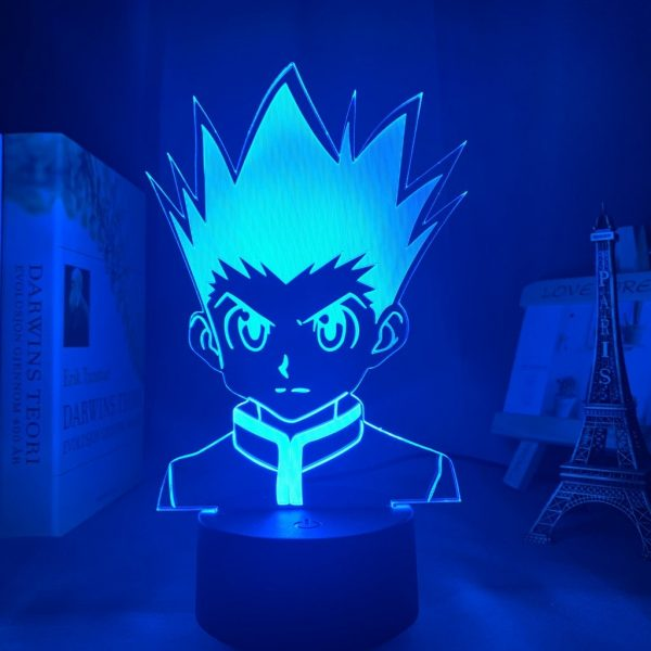 IMG 8742 - Anime 3D lamp