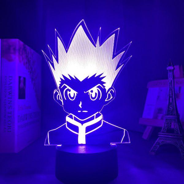 IMG 8743 - Anime 3D lamp