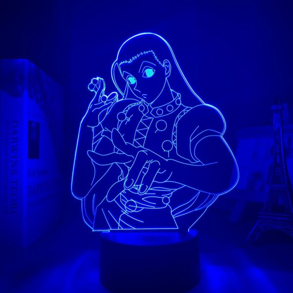 IMG 8847 - Anime 3D lamp
