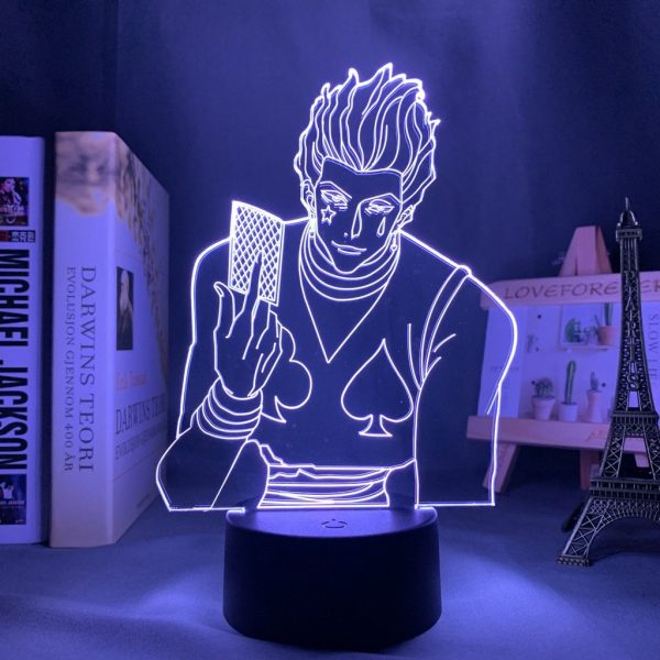IMG 8877 - Anime 3D lamp