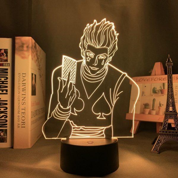 IMG 8878 - Anime 3D lamp