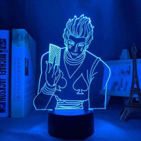 IMG 8879 - Anime 3D lamp