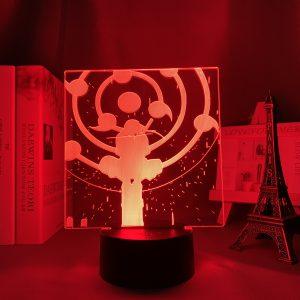 ITACHI UCHIHA LED ANIME LAMP (NARUTO) Otaku0705 TOUCH Official Anime Light Lamp Merch
