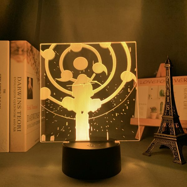 IMG 9204 - Anime 3D lamp