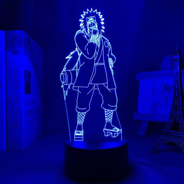 IMG 9259 - Anime 3D lamp