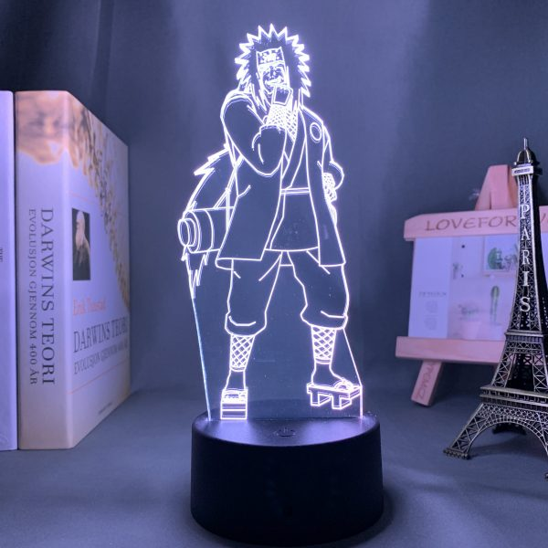 IMG 9260 - Anime 3D lamp