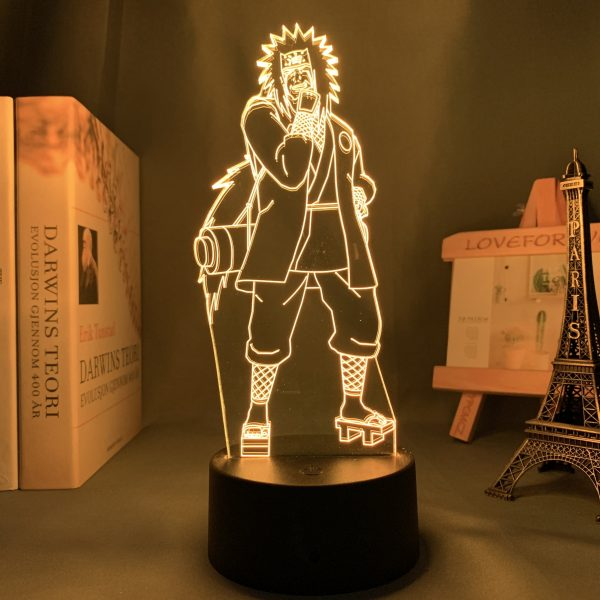 IMG 9261 - Anime 3D lamp
