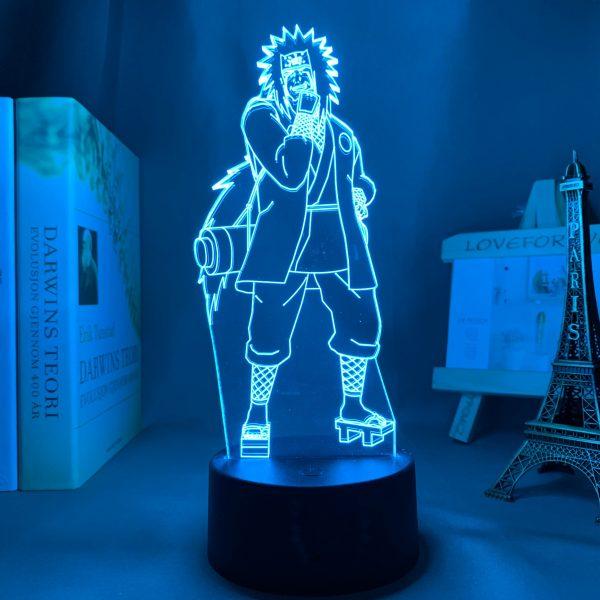 IMG 9262 - Anime 3D lamp