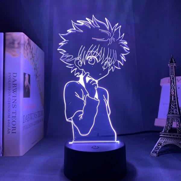 IMG 9398 - Anime 3D lamp