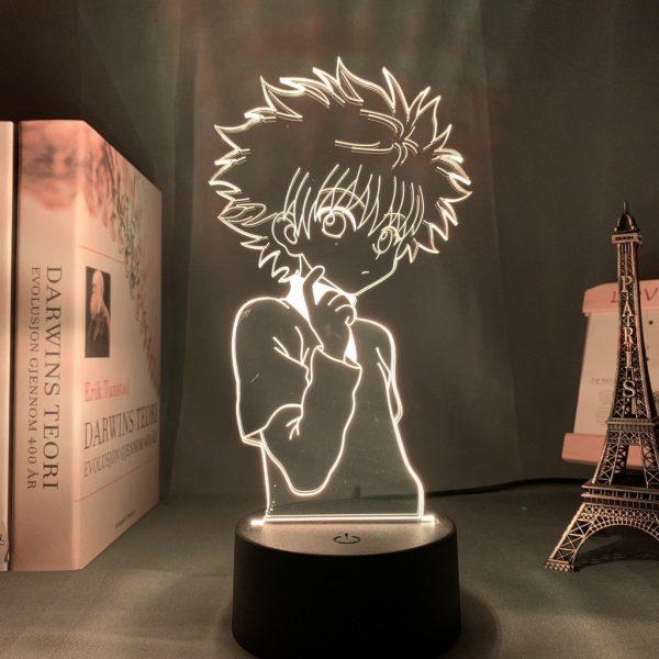 IMG 9399 - Anime 3D lamp