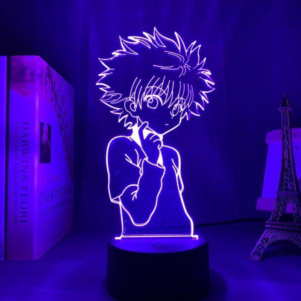 IMG 9401 - Anime 3D lamp