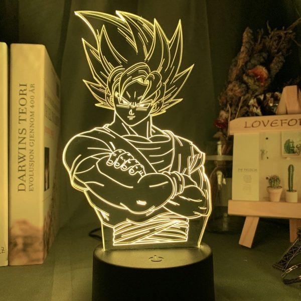 IMG 9461 - Anime 3D lamp