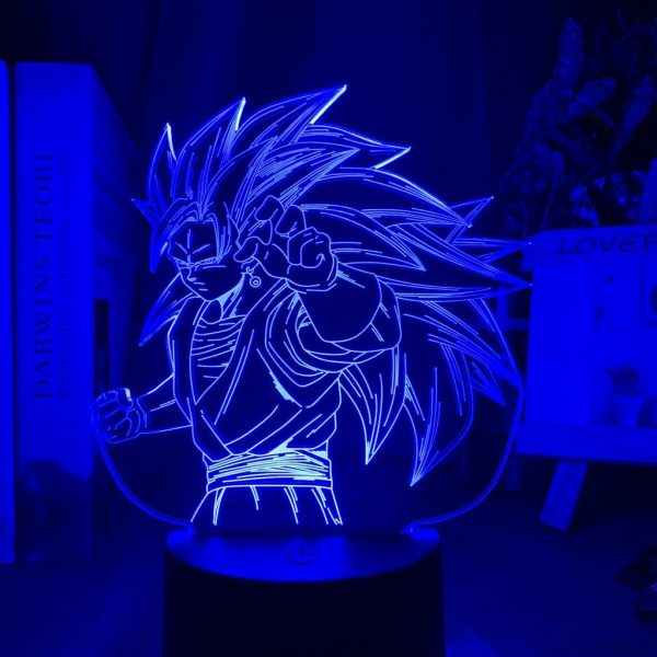 IMG 9467 - Anime 3D lamp