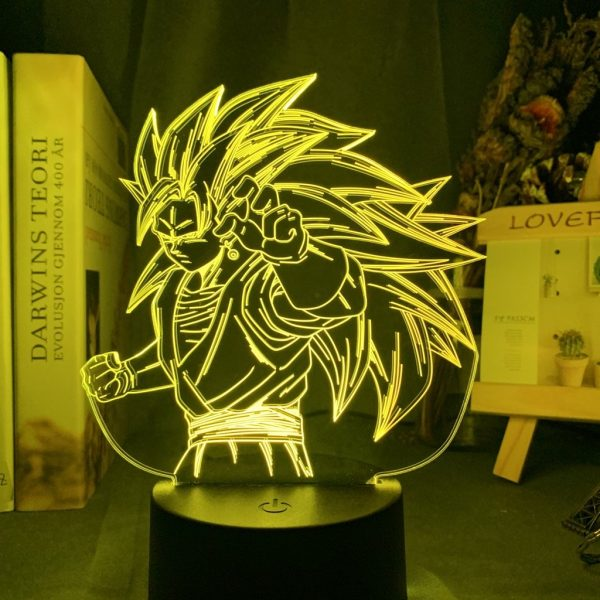 IMG 9469 - Anime 3D lamp