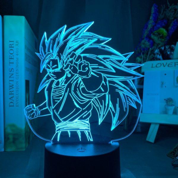 IMG 9470 - Anime 3D lamp