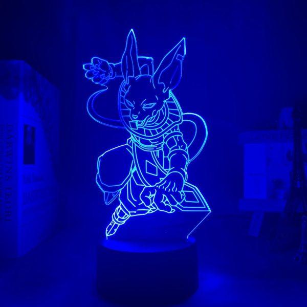 IMG 9698 - Anime 3D lamp