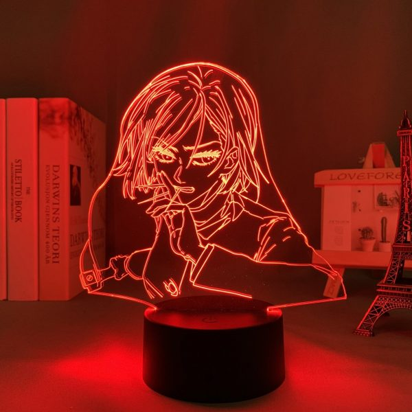 NOBARA'S NAILS LED ANIME LAMP  (JUJUTSU KAISEN) Otaku0705 TOUCH +(REMOTE Official Anime Light Lamp Merch
