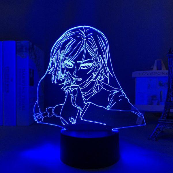 IMG 9826 - Anime 3D lamp