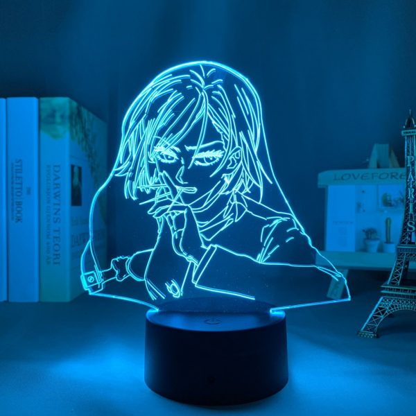 IMG 9829 - Anime 3D lamp