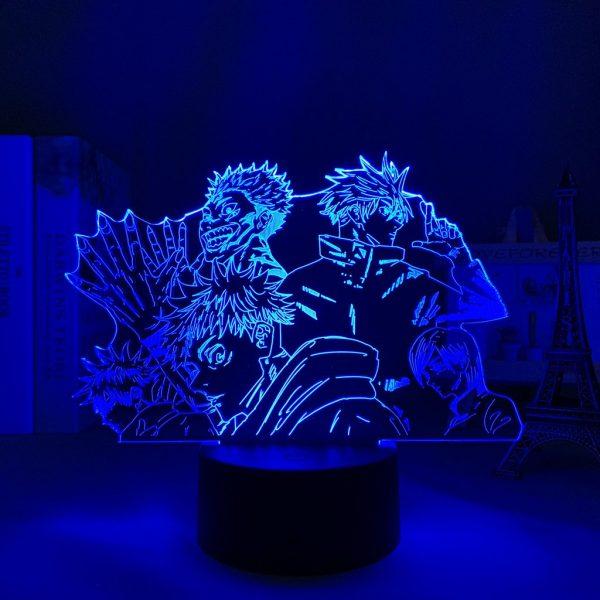 IMG 9848 - Anime 3D lamp