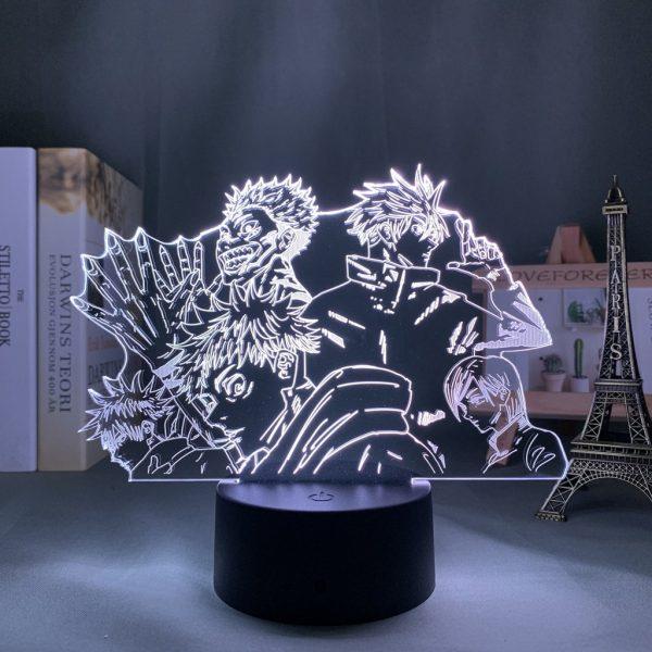 IMG 9849 - Anime 3D lamp